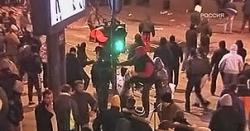 В Сербии начались беспорядки