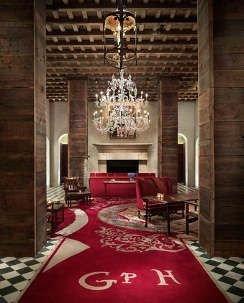 Отели для молодых и богатых