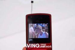 Мобильный телевизионный LG KB620