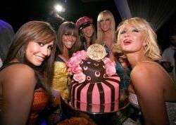 Пэрис Хилтон (Paris Hilton) отпраздновала День рождения в Лас-Вегасе (фото)