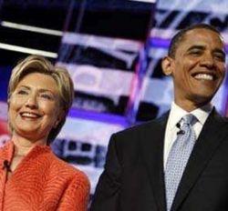 Барак Обама и Хилари Клинтон поддержали независимость Косово
