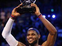 """Леброн Джеймс принес победу \""""Востоку\"""" в Матче звезд НБА"""
