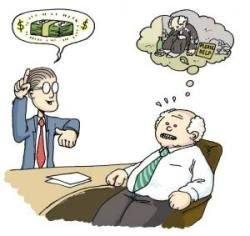 Психологи считают, что начальника почти невозможно переубедить