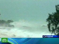 К берегам Австралии приближается мощный тропический циклон
