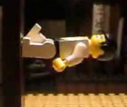 Фильм «Матрица» в стиле конструктора Lego (видео)