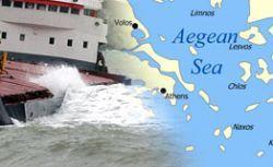 Греческие суда пришли на помощь терпящему бедствие российскому судну