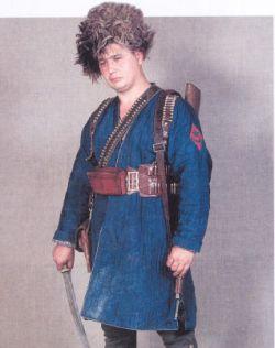 Форма солдат Красной Армии 1918-1945 (фото)