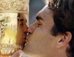Лучшим спортсменом 2007 года академики «Лауреус» назвали Роджера Федерера