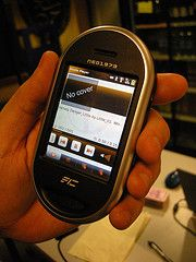 OpenMoko обещает выпустить вторую версию «свободного» телефона Neo