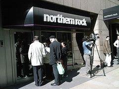 Гордона Брауна критикуют за национализацию банка Northern Rock