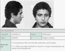 В Италии арестован босс калабрийской мафии