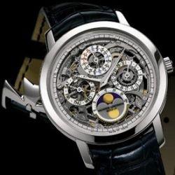 Vacheron признан самым престижным часовым брендом
