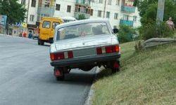 За парковку машин на обочинах будут взимать плату