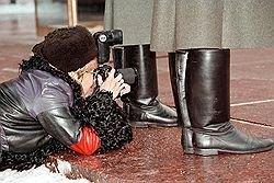 Посетителям Красной площади сократили обзор: закрыт Мавзолей, ограничена фото- и видеосъемка