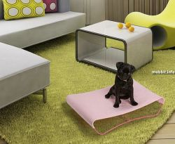 Дизайнерская мебель для домашних питомцев (фото)