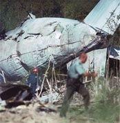 В минувшем году Россия поставила  рекорд по количеству авиакатастроф. И их количество будет по-прежнему увеличиваться