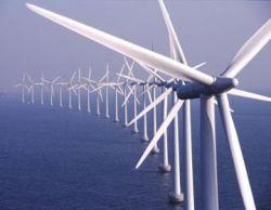 Horns Rev - самая большая в мире фабрика по выработке энергии ветра (фото)