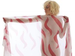 Фотосессия Линдси Лохан (Lindsay Lohan) для журнала New York (фото)