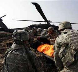 Война в Ираке ослабила армию США до крайности