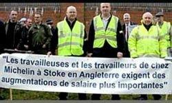 Бастующие рабочие Michelin взяли заложников