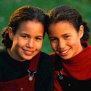 Однояйцевые близнецы идентичны не полностью