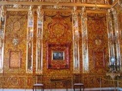 Легендарную Янтарную комнату будут искать в Рудных горах Германии