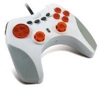 Джойстик Blaze2 от Genius подойдет как к Sony PlayStation, так и к обычному компьютеру