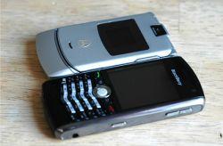 Motorola и BlackBerry устроили дуэль из-за Wi-Fi
