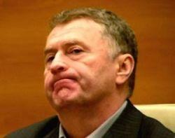 Владимир Жириновский тратит больше других кандидатов в президенты