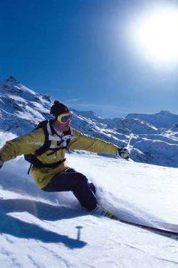 Самые фешенебельные горнолыжные курорты мира