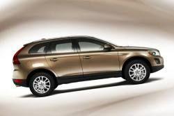 Премьера нового кроссовера Volvo XC60