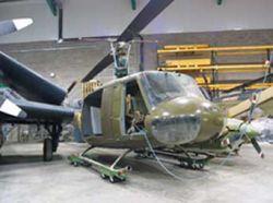 В Южной Корее разбился военный вертолет