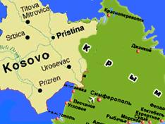 Станет ли Крым украинским Косово?