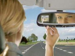 MirrorPilot - зеркало заднего вида с GPS-навигацией