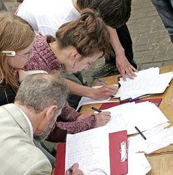 В России могут отменить сбор подписей на выборах