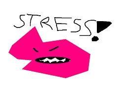 Стресс приводит к старению