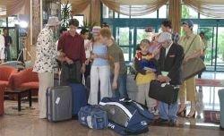Типичный европейский турист очень похож на немца