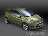 Первое видео Ford Fiesta 2009 модельного года (видео)