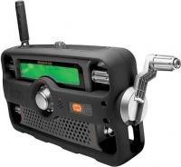 Радио-рация Emergency Crank Radio