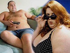 В борьбе с эпидемией ожирения поможет только полное изменение образа жизни