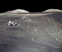 НАСА планирует разместить на Луне телескоп