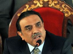 Вдовец Беназир Бхутто отказался от поста премьер-министра Пакистана