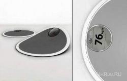 Весы с дисплеем из электронной бумаги