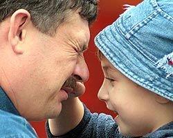 За вредные привычки отца отвечают дети
