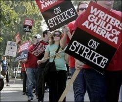 Потери Лос-Анджелеса от забастовки сценаристов оценили в 2,5 миллиарда долларов