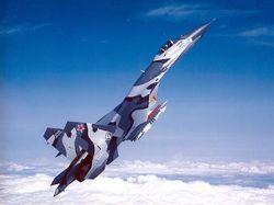 Китай скопировал российский истребитель Су-27