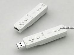 USB-флэшки Wedisk в виде контроллера от Wii (видео)
