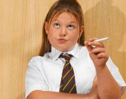 Как отвадить своего ребенка от сигарет