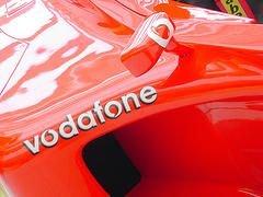 Vodafone стал самым заметным спонсором в Формуле-1