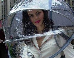 Nubrella - новейшая альтернатива обычным зонтам